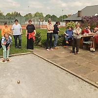 Die Aktive TSV Oldies boulen