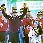 002_Die ISA beim Marsch im Stadion
