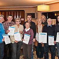 TSV Jahreshauptversammlung 2014